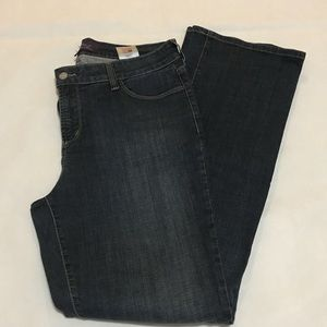 Not your daughters jeans NYDJ Sz 12 flare leg